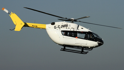 G-CJMM - Eurocopter EC 145 - Private