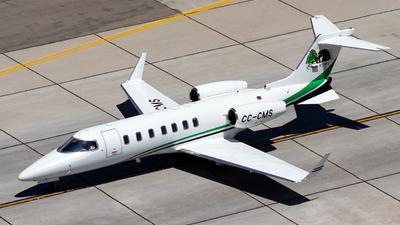 CC-CMS - Bombardier Learjet 40 - Los Cedros Aviación