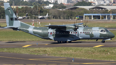 FAB2811 - CASA C-105A Amazonas - Brazil - Air Force