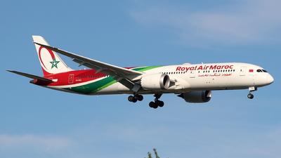 CN-RGX - Boeing 787-9 Dreamliner - Royal Air Maroc (RAM)