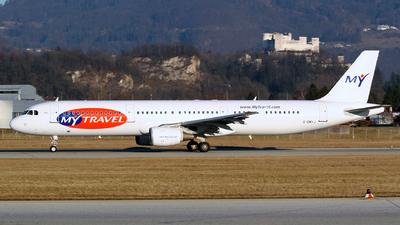 G-OMYJ - Airbus A321-211 - MyTravel Airways