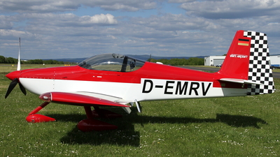 D-EMRV - Vans RV-7A - Private