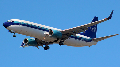 N276EA - Boeing 737-8AL - iAero Airways