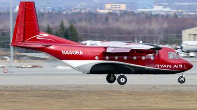 N440RA - CASA C-212-200 Aviocar - Ryan Air