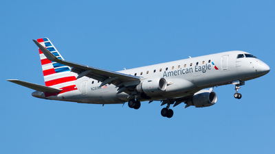 N281NN - Embraer 170-200LR - American Eagle (Envoy Air)
