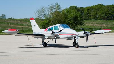 N33VT - Cessna 310Q - Private