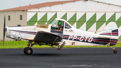 PP-CTD - Piper PA-25-235 Pawnee - Private