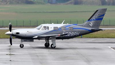 N628PH - Piper PA-46-M600 - Private