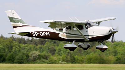 SP-OPM - Cessna T206H Stationair TC - Private