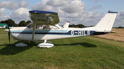 G-HILS - Reims-Cessna F172H Skyhawk - Private
