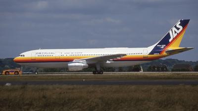 JA8560 - Airbus A300B4-2C - Japan Air System (JAS)