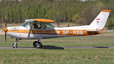 SP-RBB - Cessna 152 II - Private
