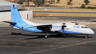 AF608 - Xian MA-60 - Zambia - Air Force