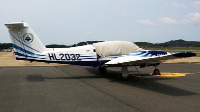HL2032 - Piper PA-44-180 Seminole - Hanseo University