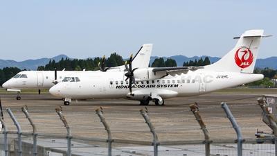 JA12HC - ATR 42-600 - Hokkaido Air System (HAC)