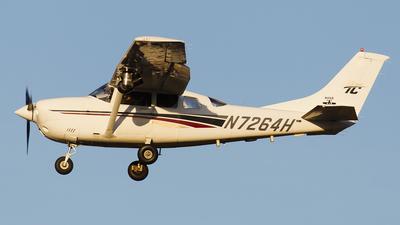 N7264H - Cessna T206H Stationair TC - Private