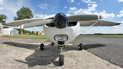 SP-KCU - Cessna 152 - Aero Club - Gdanski