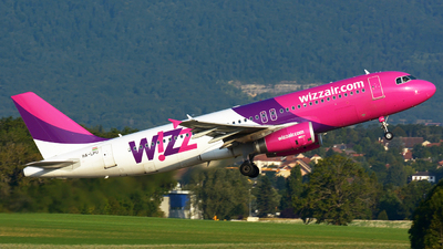 HA-LPU - Airbus A320-232 - Wizz Air