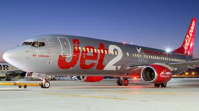 G-GDFS - Boeing 737-86N - Jet2.com