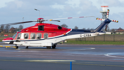 G-ERBA - Agusta-Westland AW-189 - CHC Scotia Helicopters