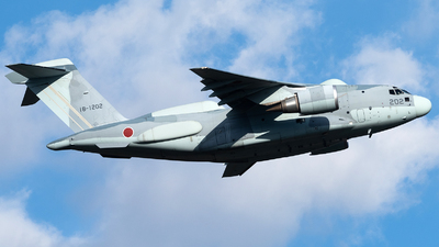 18-1202 - Kawasaki RC-2 - Japan - Air Self Defence Force (JASDF)
