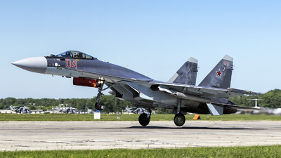 RF-95241 - Sukhoi Su-35S - Russia - Air Force