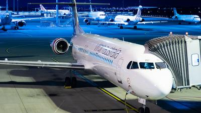 VH-FWI - Fokker 100 - Virgin Australia Regional Airlines