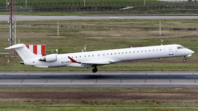 EC-LOX - Bombardier CRJ-1000 - Iberia Regional (Air Nostrum)