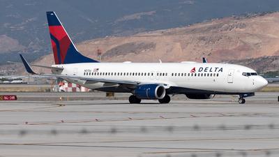 N3756 - Boeing 737-832 - Delta Air Lines