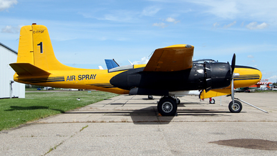 C-FPGF - Douglas A-26A Invader - Air Spray