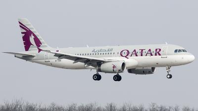 A7-AHI - Airbus A320-232 - Qatar Airways