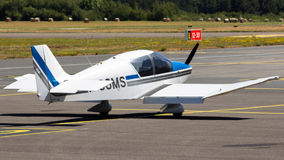 F-GOMS - Robin DR400/120 Dauphin 2+2 - Private