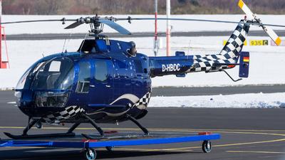 D-HBOC - MBB Bo105C - Private