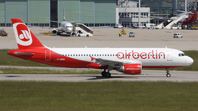 D-ABDW - Airbus A320-214 - Air Berlin