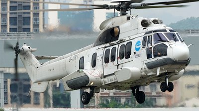 B-70K1 - Eurocopter EC 225LP Super Puma II+ - China Offshore Helicopter Service Corporation (COHC)