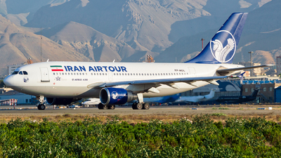 A picture of EPMDL - Airbus A310325 - Iran Airtour - © Mohammad Rozve