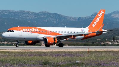 OE-INI - Airbus A320-214 - easyJet Europe