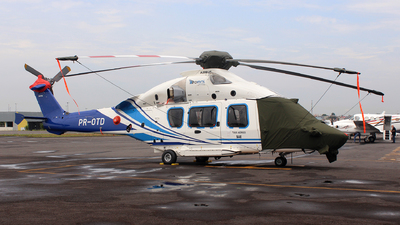 PR-OTD - Airbus Helicopters H175 - Omni Táxi Aéreo