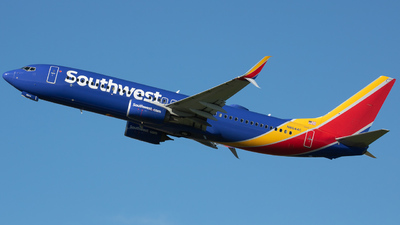 N8644C - Boeing 737-8H4 - Southwest Airlines