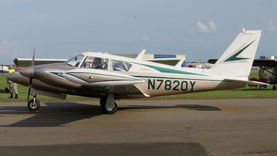 A picture of N7820Y - Piper PA30 Twin Comanche - [30897] - © Orlando Suarez