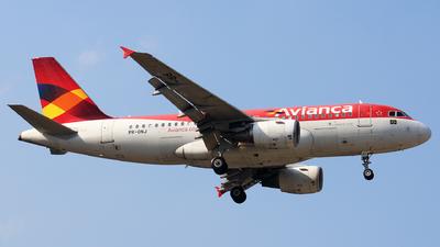 PR-ONJ - Airbus A319-115 - Avianca Brasil