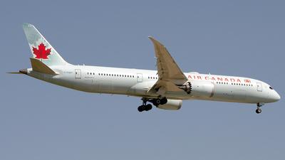C-FGDT - Boeing 787-9 Dreamliner - Air Canada