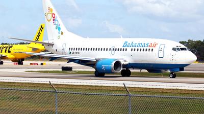 A picture of C6BFC - Boeing 737505 - Bahamasair - © Robert Maverick Rivera