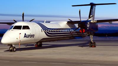 A picture of RA67254 - De Havilland Canada Dash 8400 - Aurora - © Arkady Perevoznikov