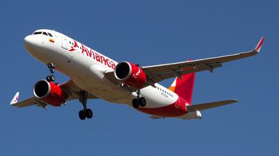 N775AV - Airbus A320-251N - Avianca