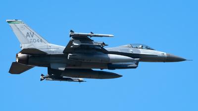 89-2044 - Lockheed Martin F-16C Fighting Falcon - United States - US Air Force (USAF)