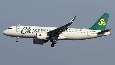 B-308K - Airbus A320-251N - Spring Airlines