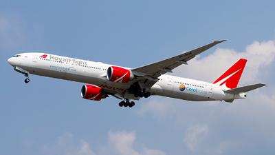VP-BGK - Boeing 777-31HER - Royal Flight