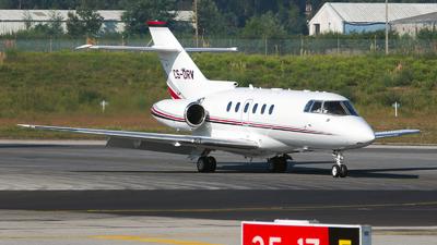 A picture of CSDRV - Hawker 850XP - [258825] - © Rui Marques