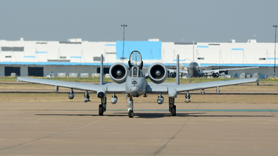 82-0654 - Fairchild A-10C Thunderbolt II - United States - US Air Force (USAF)